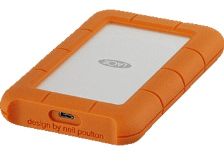 Lacie Rugged USB-C-Festplatte