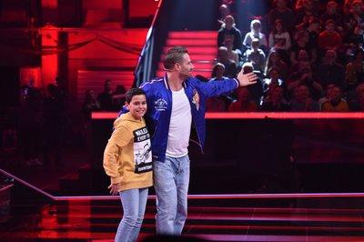Sasha und Miguel The Voice Kids