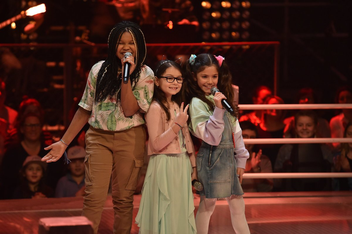 The Voice Kids Renata Maribelle Liana