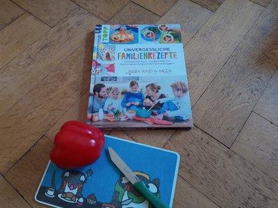 Kinder-Kochbuch Unvergessliche Familienrezepte