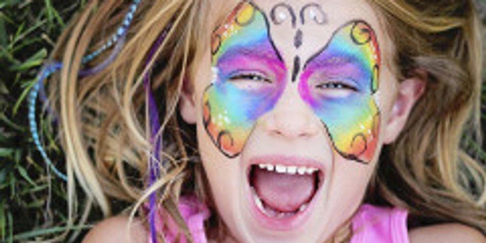 Schminktipps Fur Fasching Vorlagen Zum Kinderschminken Familie De