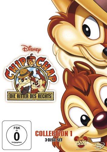 Kinderserie der 90er: Chip & Chap