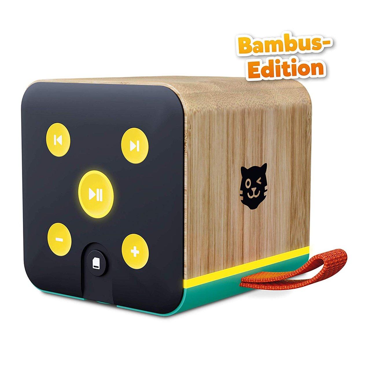Tigerbox - Kinder-Musikboxen im Stiftung Warentest