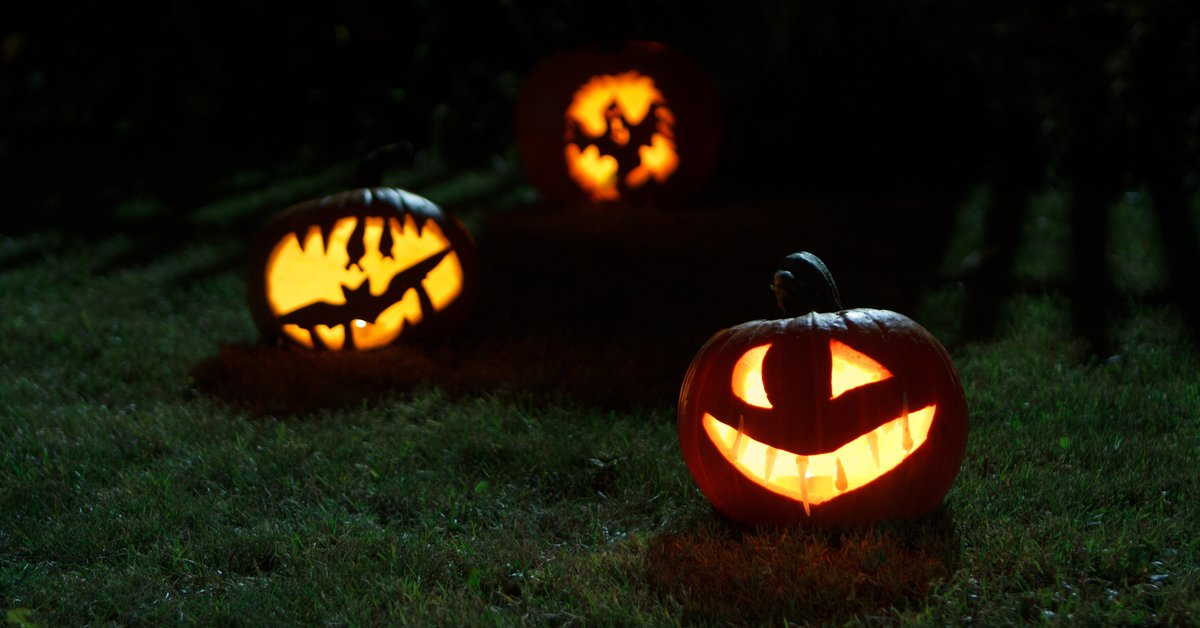 Halloween Kurbisse 13 Schaurige Ideen Und Schnitz Vorlagen Familie De