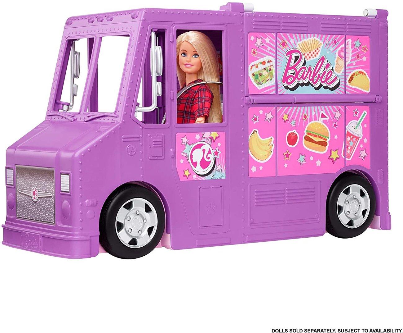 Barbie Foodtruck Amazon