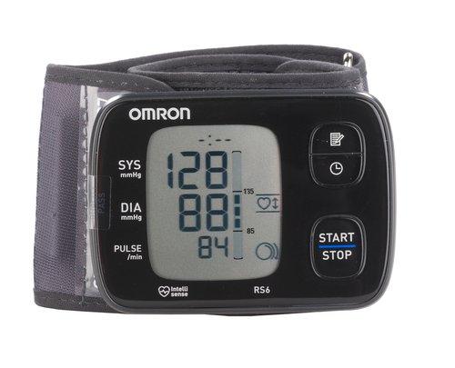 Testsieger Blutdruckmessgerät Handgelenk