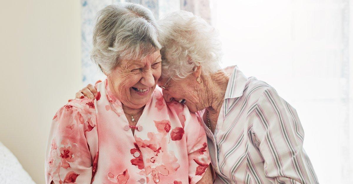 Schwesternglück dank Coronavirus nach über 50 Jahren | familie.de