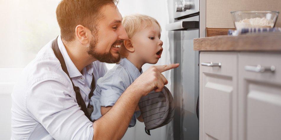 Nutella werbung familie