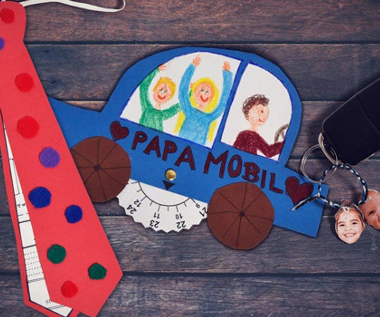 6 Vatertagsgeschenke, die überraschen  familie.de