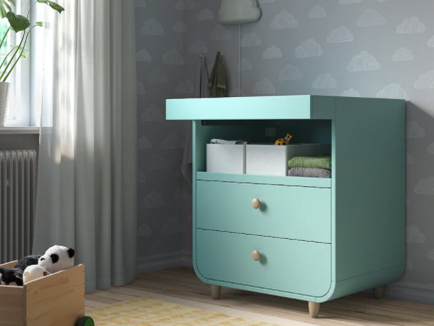 Babyzimmer IKEA