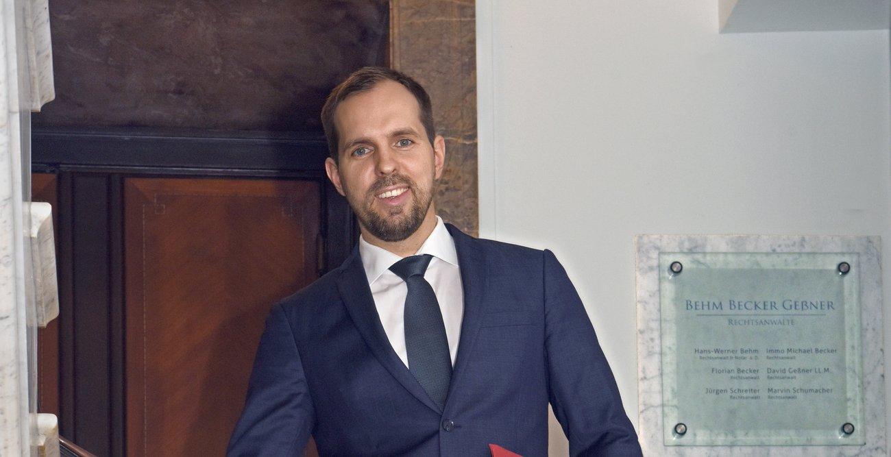 David Gessner Fachanwalt für Medienrecht Berlin