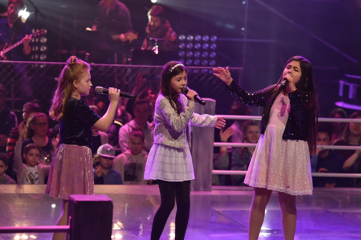 The Voice Kids Rebeca Mireille Anastasija