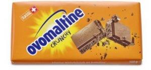 Ovomaltine Crunchy Schokolade