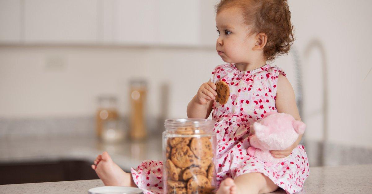 Keks fürs Baby: Das knusprige Etwas für zwischendurch