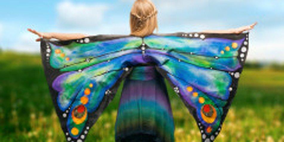 Schmetterling Kostüm Selber Machen Familie De