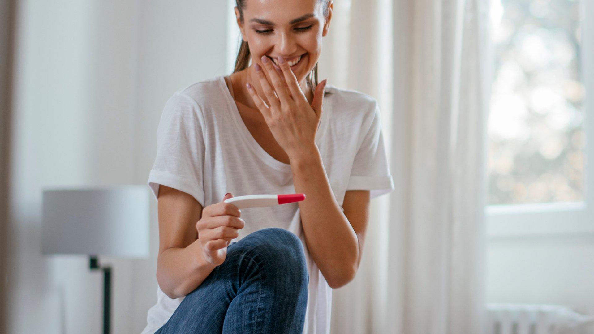 Mal benutzen 2 schwangerschaftstest abgelaufener Schwangerschaftstest
