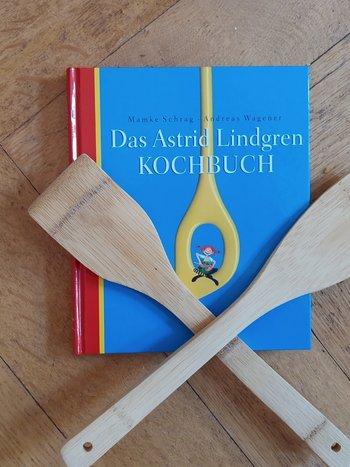 Kinder-Kochbuch Das Astrid Lindgren Kochbuch