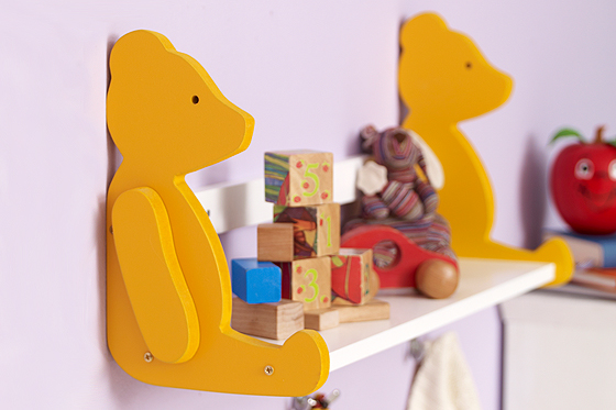 Bücherregal selber bauen   familie.de