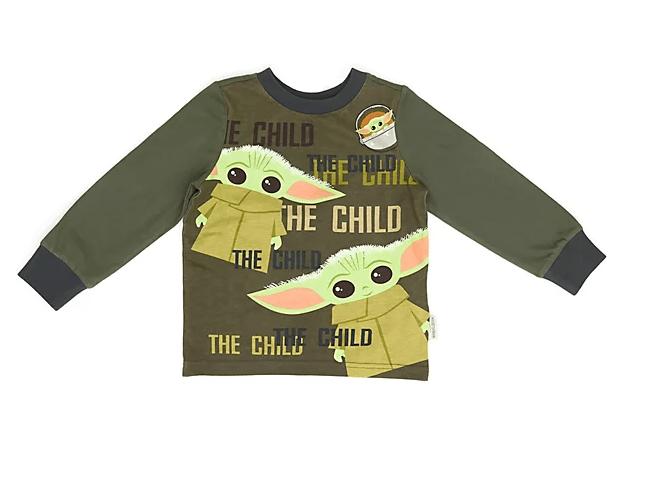 Star Wars - Das Kind - Pyjama für Kinder