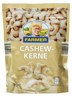 Aldi Cashew Kerne Rückruf