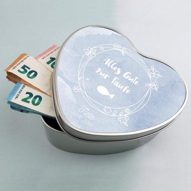 Taufe man geld zur wieviel schenkt Wieviel Geld