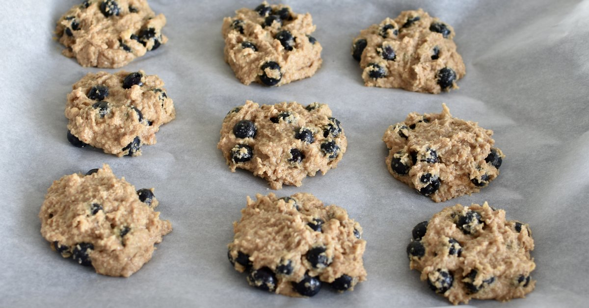 Vegane Cookies: Einfaches Rezept für softe Blaubeer-Kekse   familie.de