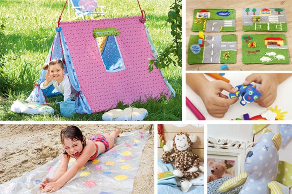 Spielzeug selber machen Ideen aus dem Netz |