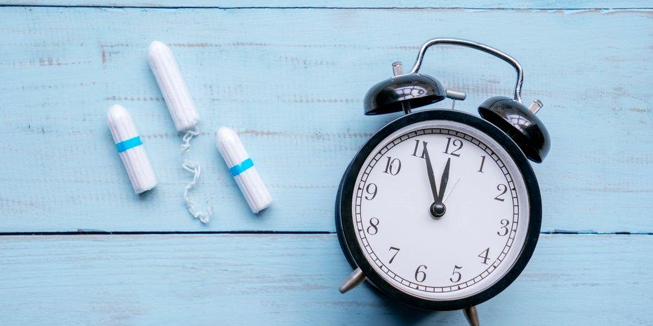 Periode Bleibt Aus Schwangerschaftstest Negativ Unterleibsschmerzen