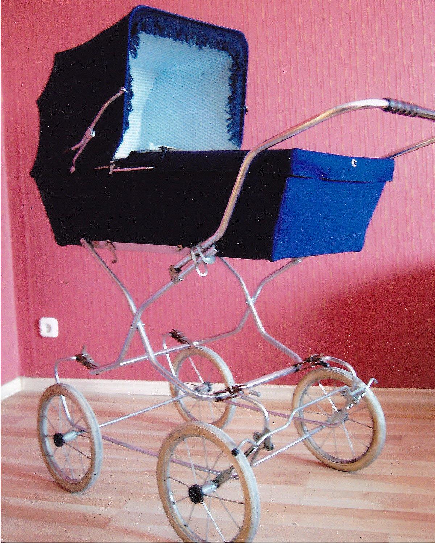 Zekiwa Modell Russland DDR Kinderwagen