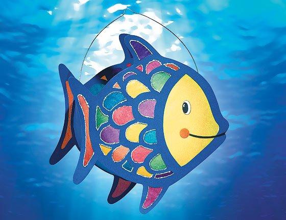 Fisch Vorlage Zum Basteln Faire Un Attrape Reve