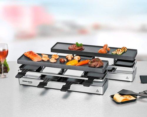 Raclette Grill Rommelsbacher