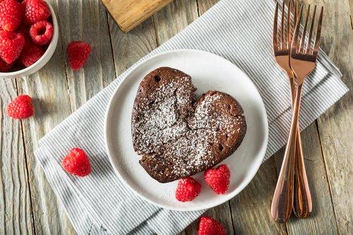 Lava Cake Valentinstag