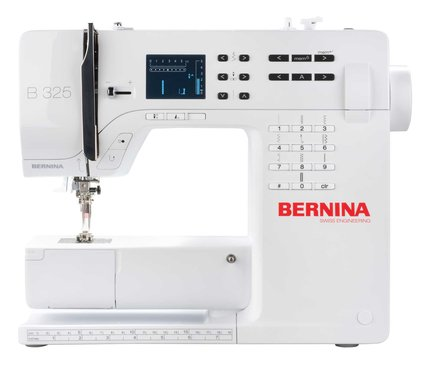 Bernina Stiftung Warentest