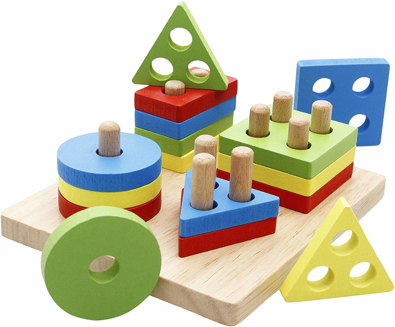 Montessori Steckspiel Amazon