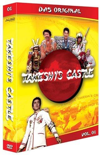Kinderserie der 90er: Takeshi's Castle