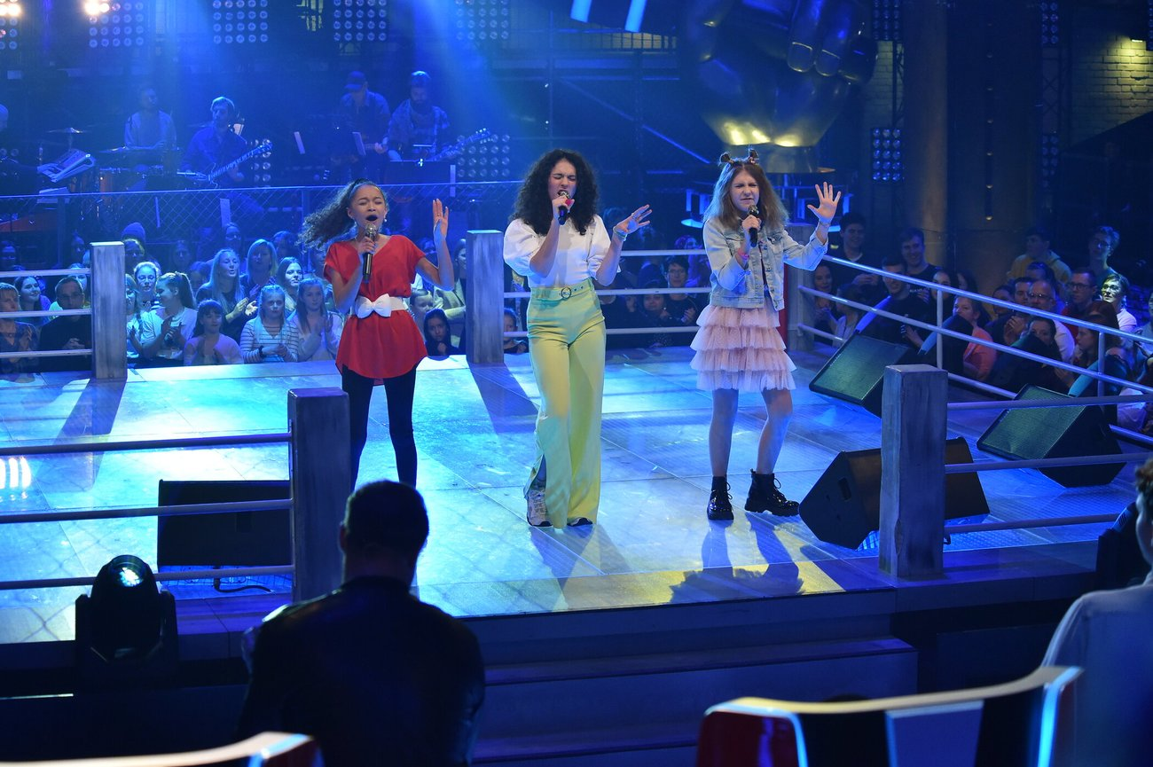 The Voice Kids Naima Nora Arvena Kathrin