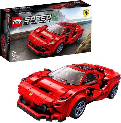 Amazon Sommer Sale Lego Speed Champions Ferrari F8
