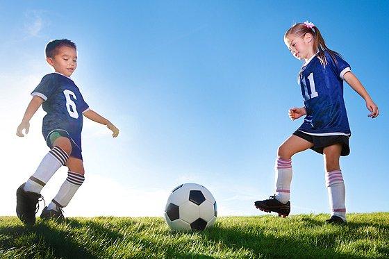 Sport Fur Kinder Fussball Familie De