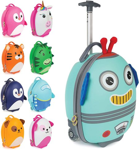 Boppi Reisekoffer für Kinder