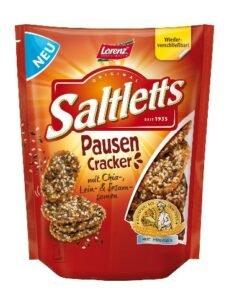 Saltletts Pausenkracker Lorzenz