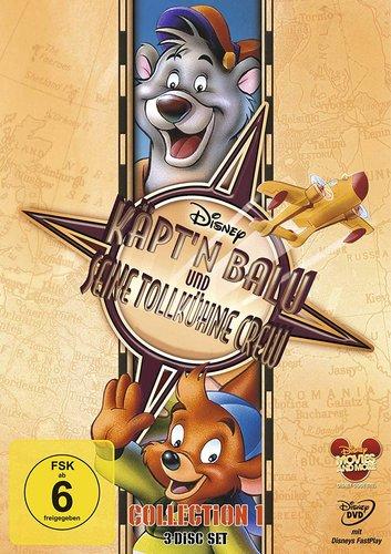 Kinderserie der 90er: Käpt'n Balu