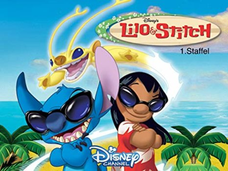 Kinderserien der 2000er: Lilo & Stitch