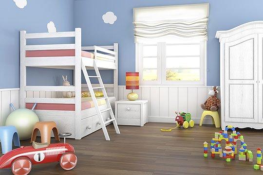 Kinderzimmer gestalten leicht gemacht - 8 Tipps | familie.de