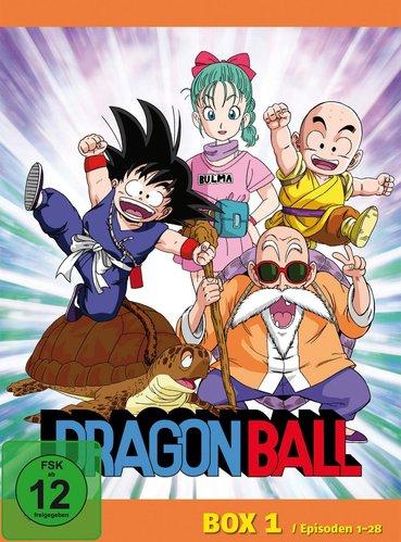 Kinderserie der 90er: Dragonball
