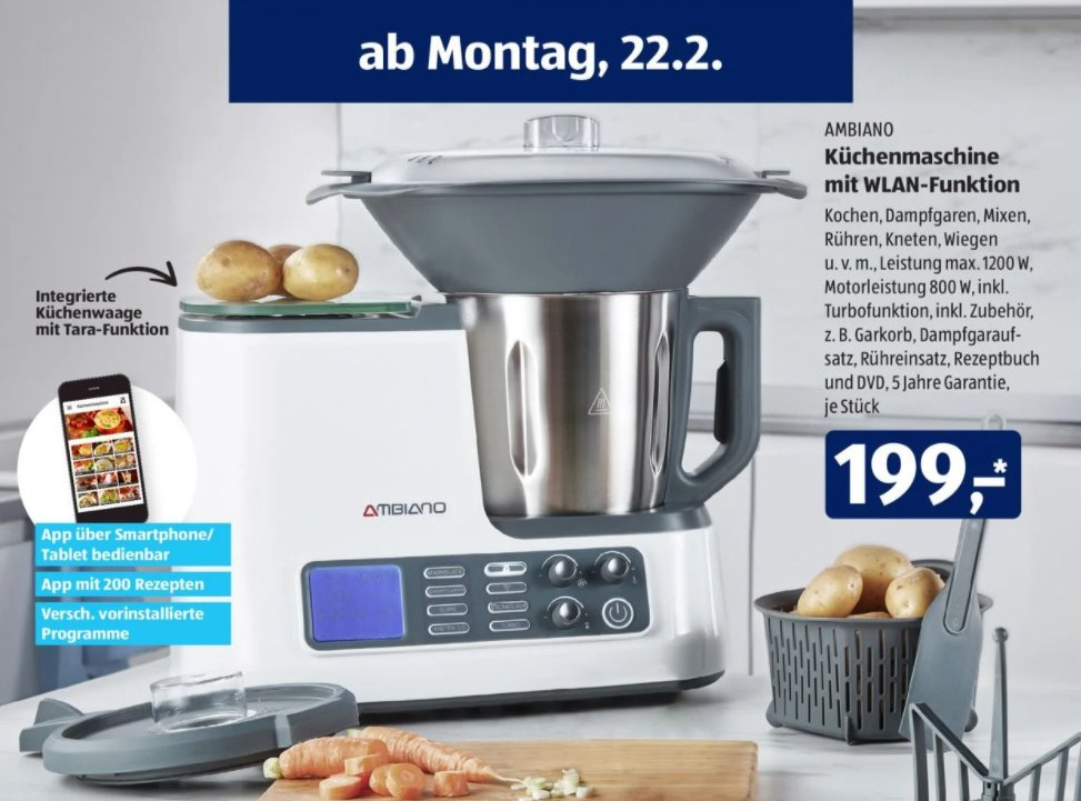 Aldi Thermomix