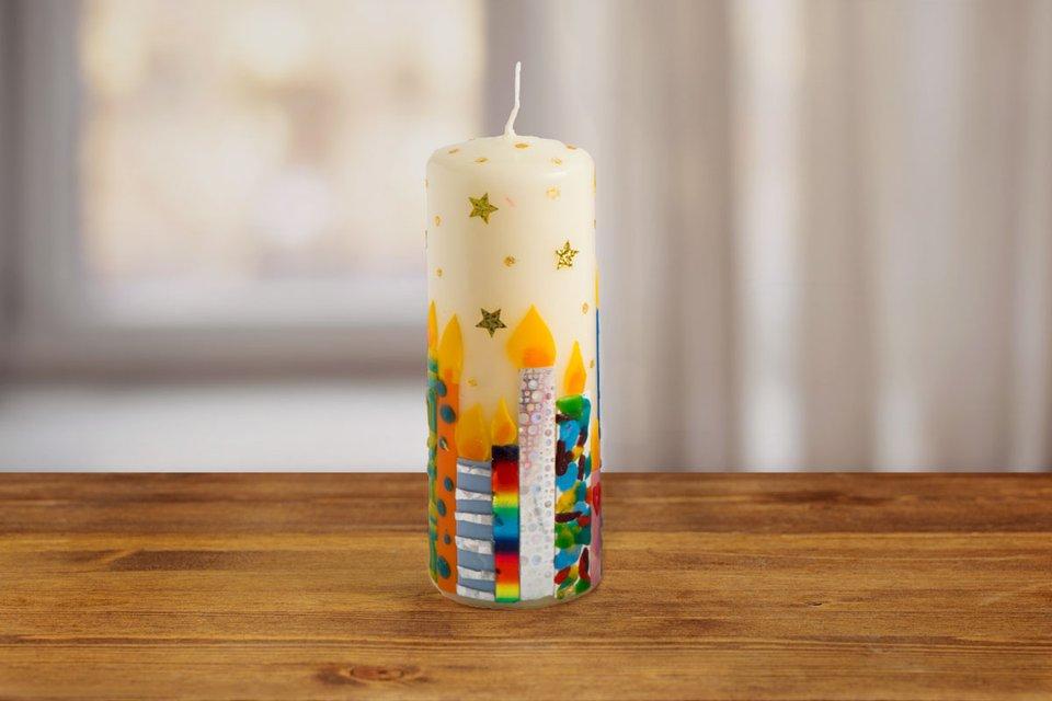 Der Gute Hirte Kerzen Verzieren Kerzen Dekorieren