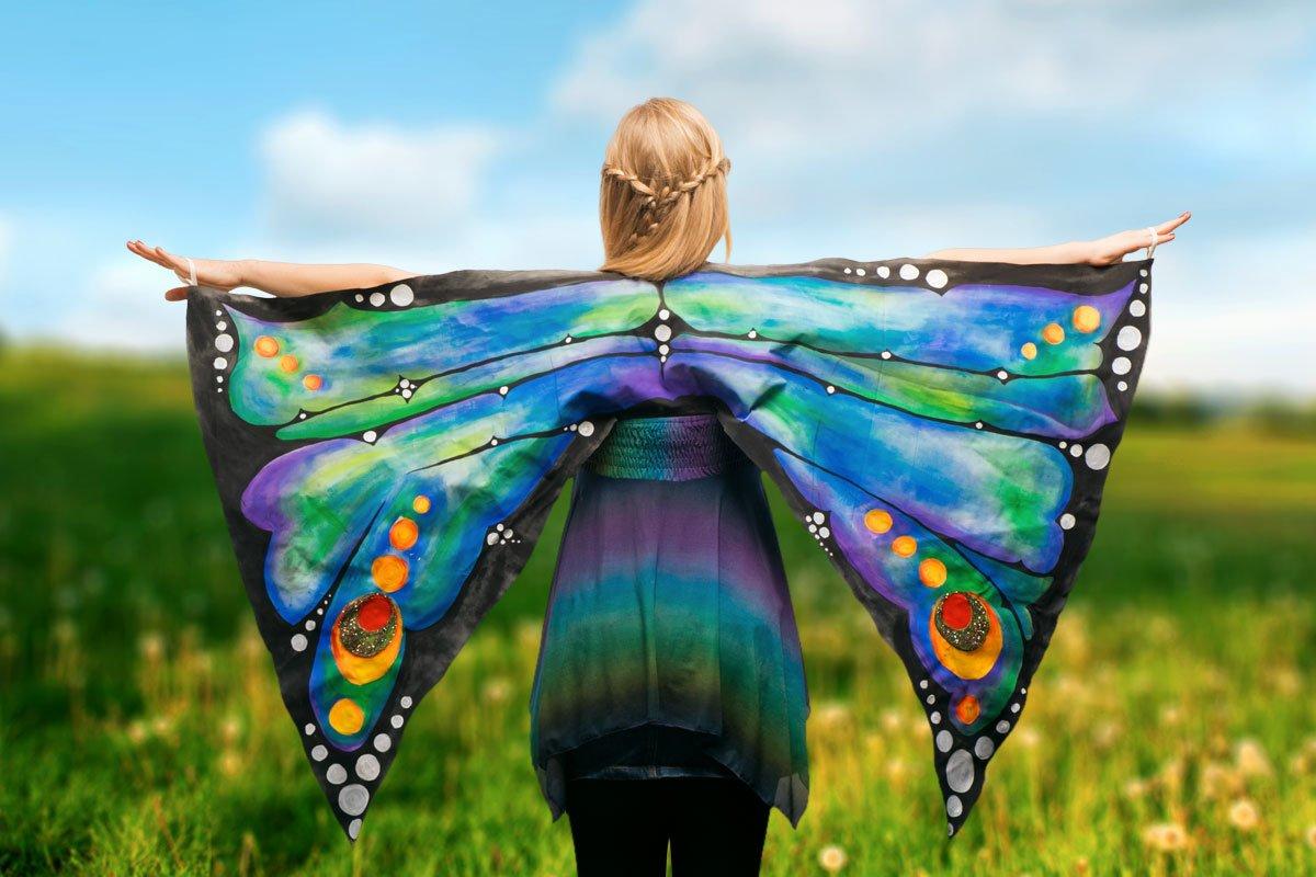 Schmetterling Kostüm Selber Machen Familiede