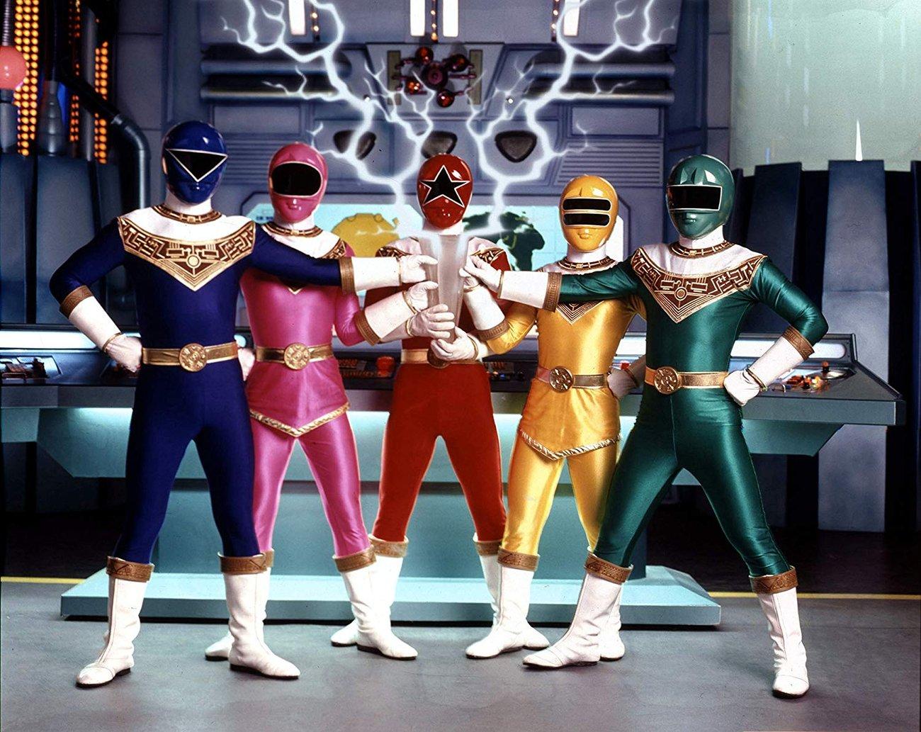 Kinderserie der 90er: Power Rangers