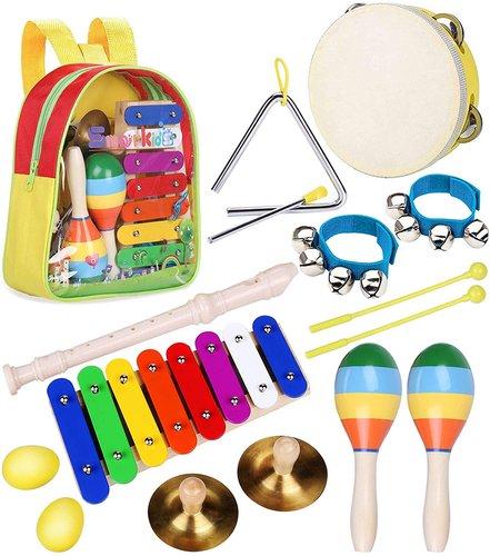 instrumente set kleinkind