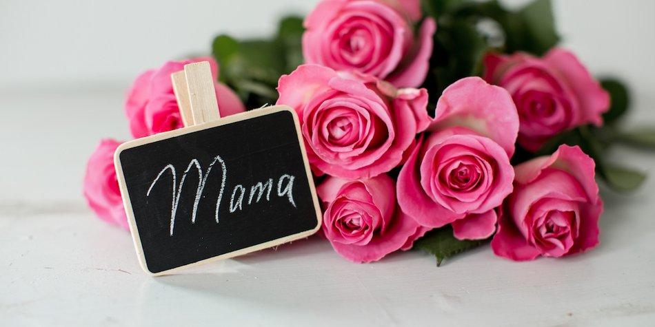 Muttertag Danke Mama Familiede